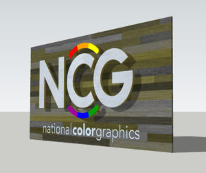 ncg-logo-sign-3d-mockup